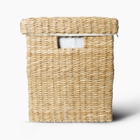 Square Hamper with Cover